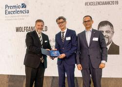 La Cámara Alemana otorga su VIII Premio Excelencia a la iniciativa de formación empresarial de Deutz Spain